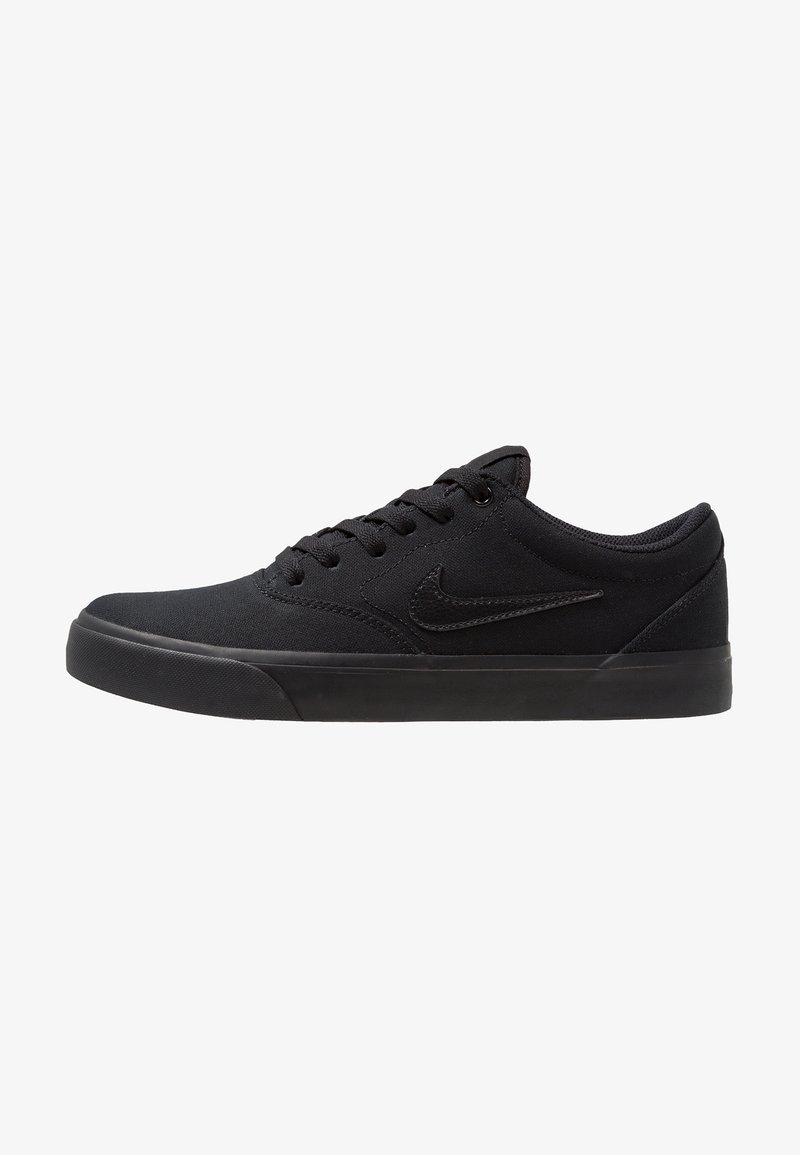 Nike SB - CHARGE SLR - Matalavartiset tennarit - black