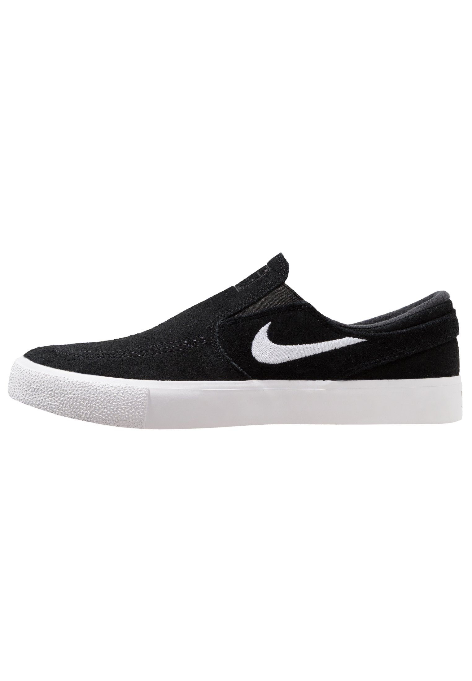 Nike Sb Zoom Janoski - Slippers Black/white
