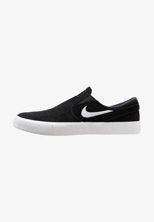 ZOOM JANOSKI - Loafers - black/white