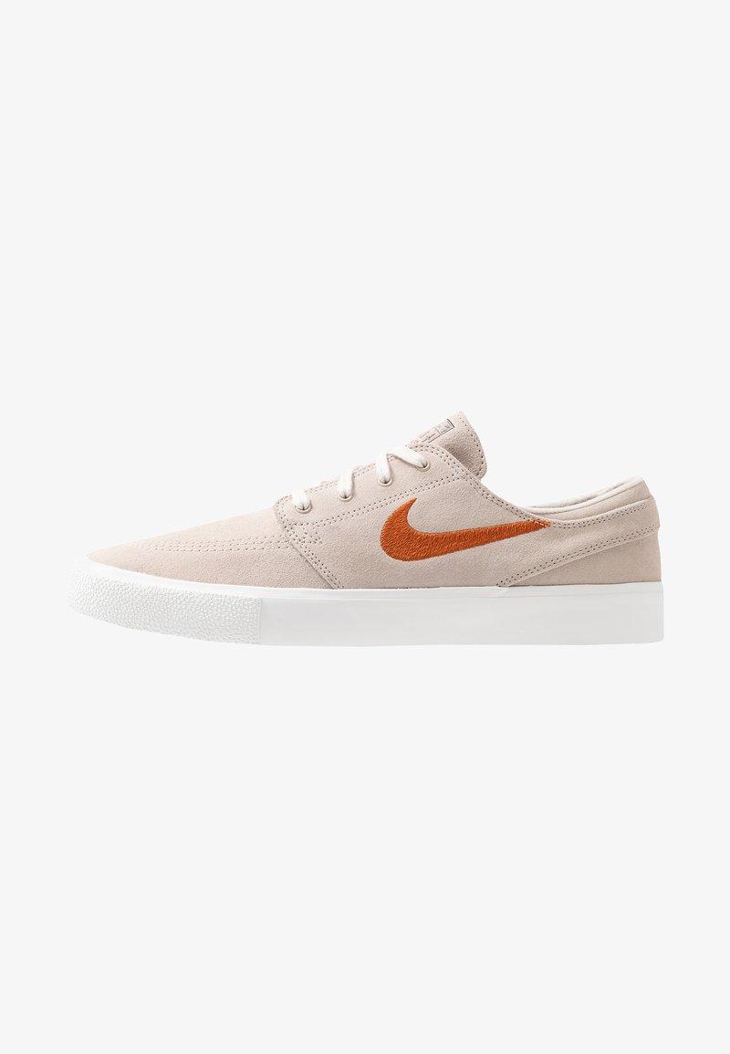 Nike SB - ZOOM JANOSKI - Sneakers laag - desert sand/dark russet/summit white/light brown/photo blue/hyper pink