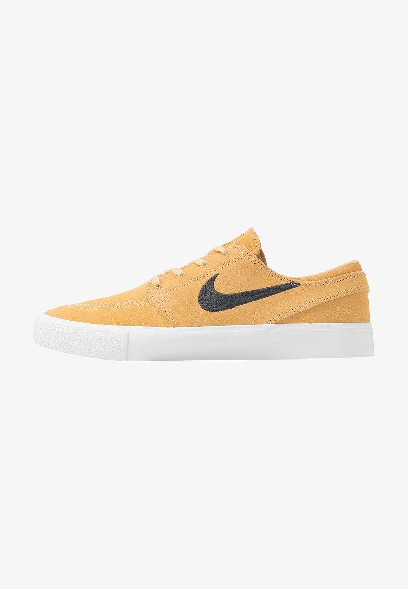 Nike SB - ZOOM JANOSKI - Sneakers laag - celestial gold/anthracite/summit white/light brown/photo blue/hyper pink