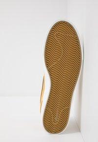 Nike SB - ZOOM JANOSKI - Sneakers laag - celestial gold/anthracite/summit white/light brown/photo blue/hyper pink - 4