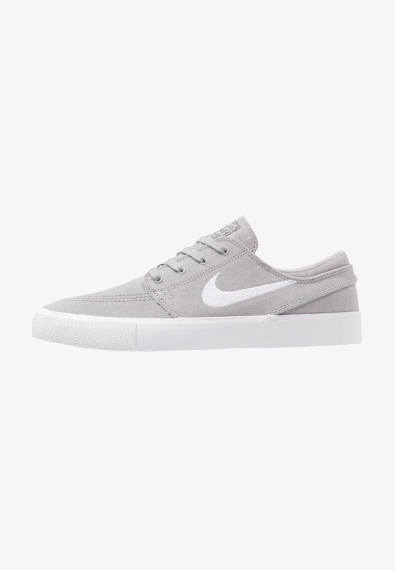 Nike SB - ZOOM JANOSKI - Sneaker low - atmosphere grey/white/dark grey/light brown/photo blue/hyper pink