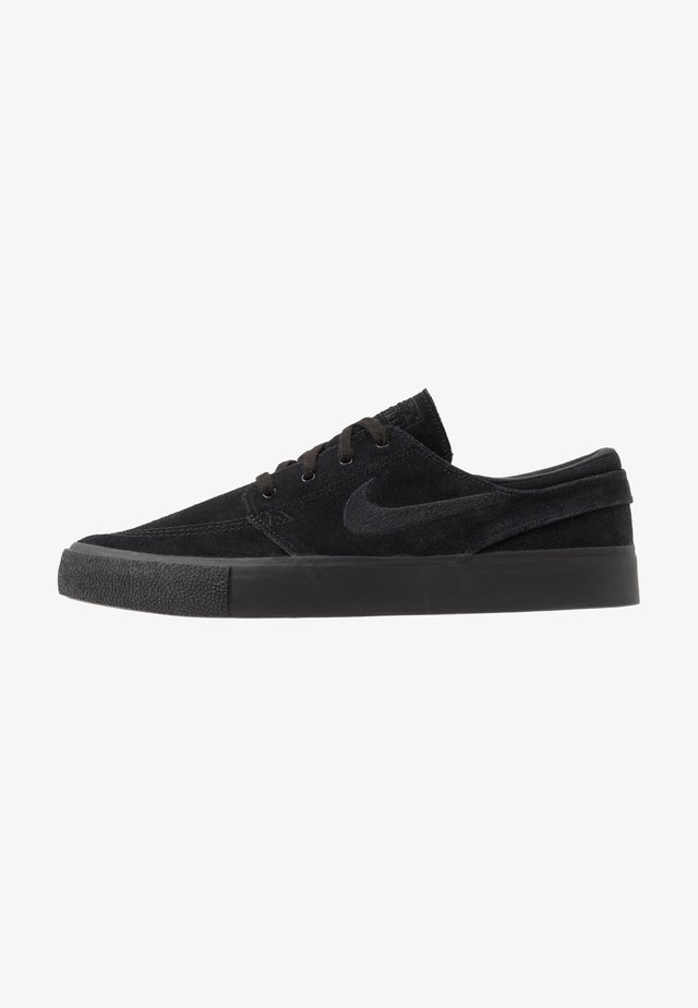 ZOOM JANOSKI - Sneakers laag - black/photo blue/hyper pink