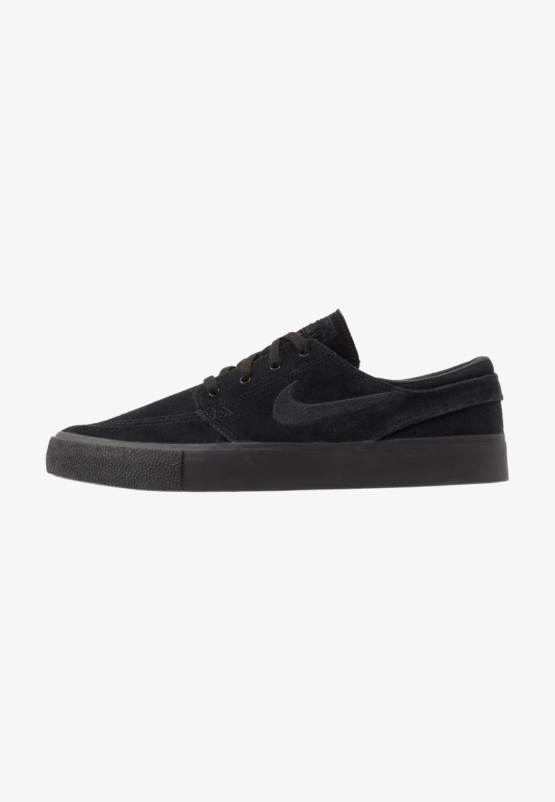 Nike SB - ZOOM JANOSKI - Sneakers laag - black/photo blue/hyper pink