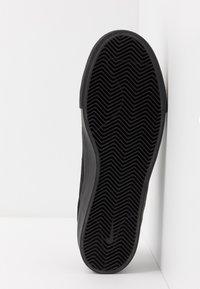 Nike SB - ZOOM JANOSKI - Sneakers laag - black/photo blue/hyper pink - 4