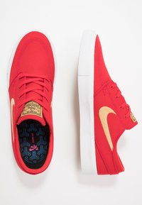 Nike SB - ZOOM JANOSKI - Trainers - university red/club gold/black/white - 1