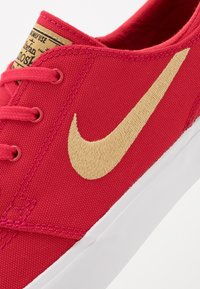 Nike SB - ZOOM JANOSKI - Trainers - university red/club gold/black/white - 6