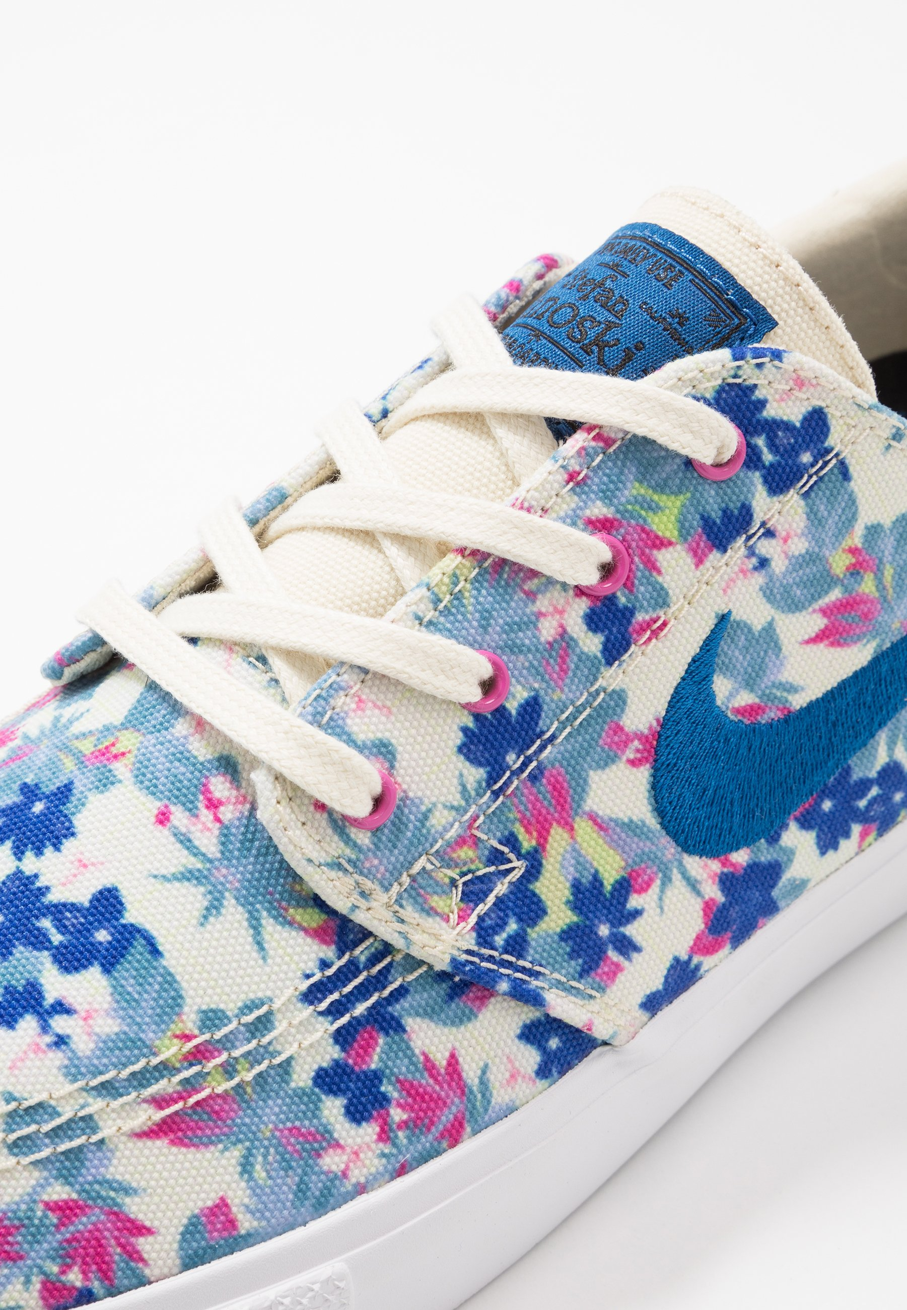 Nike SB ZOOM JANOSKI PRM - Sneakers basse - team royal/fire pink/white Rp6SLFVc