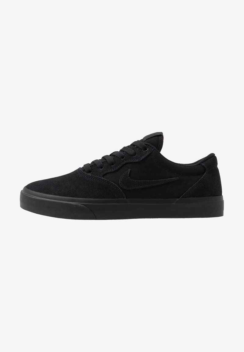 Nike SB - CHRON SLR - Sneakers laag - black