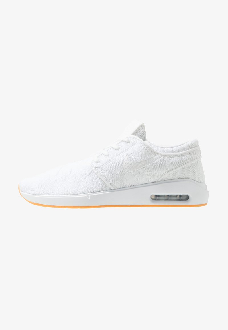 Nike SB - AIR MAX JANOSKI 2 - Zapatillas - white/yellow