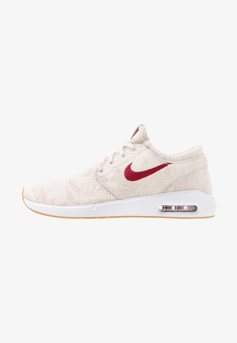 Nike SB - AIR MAX JANOSKI 2 - Sneakers laag - desert sand/team red/obsidian