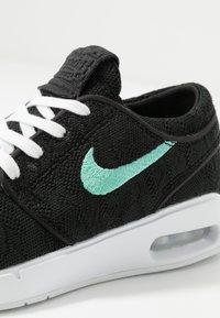 Nike SB - AIR MAX JANOSKI 2 - Sneakers laag - black/mint - 5