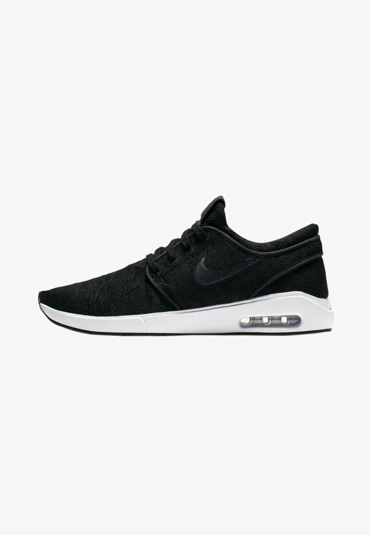 Nike SB - AIR MAX JANOSKI 2 - Tenisky - black/white