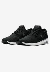 Nike SB - AIR MAX JANOSKI 2 - Tenisky - black/white - 2