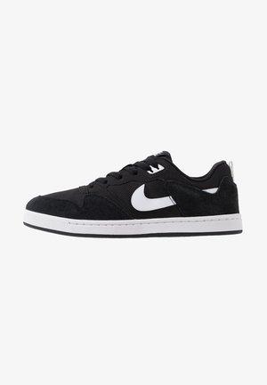 ALLEYOOP - Skateschoenen - black/white