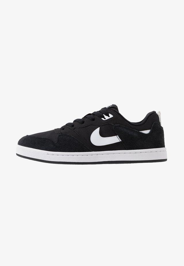ALLEYOOP - Skateboardové boty - black/white
