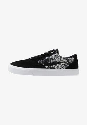 CHRON SLR PRM - Sneakers laag - black/white
