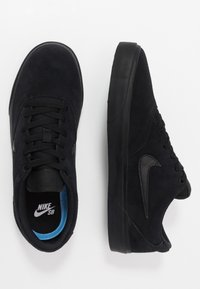 Nike SB - CHARGE - Skateschoenen - black - 1