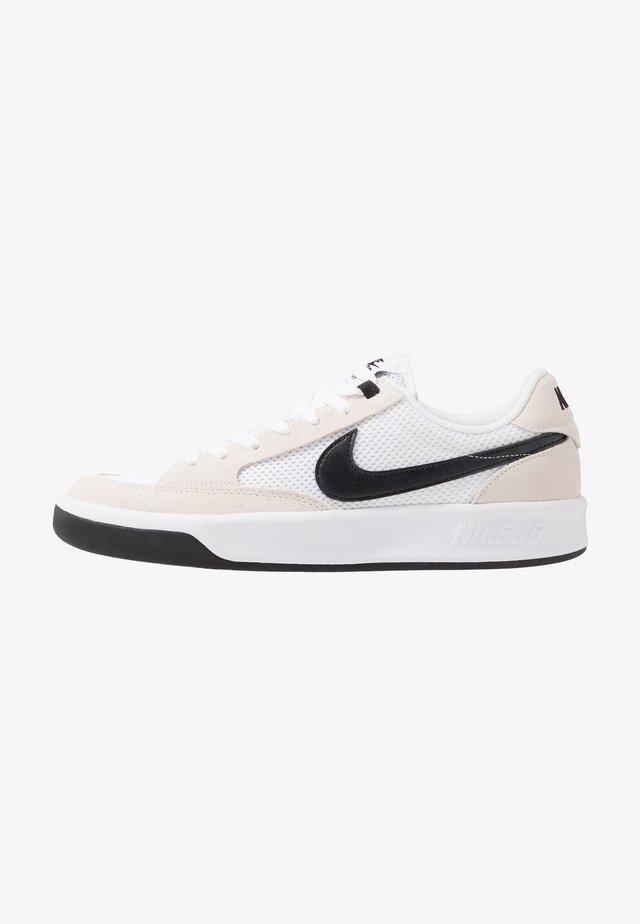 ADVERSARY - Sneakers laag - white/black