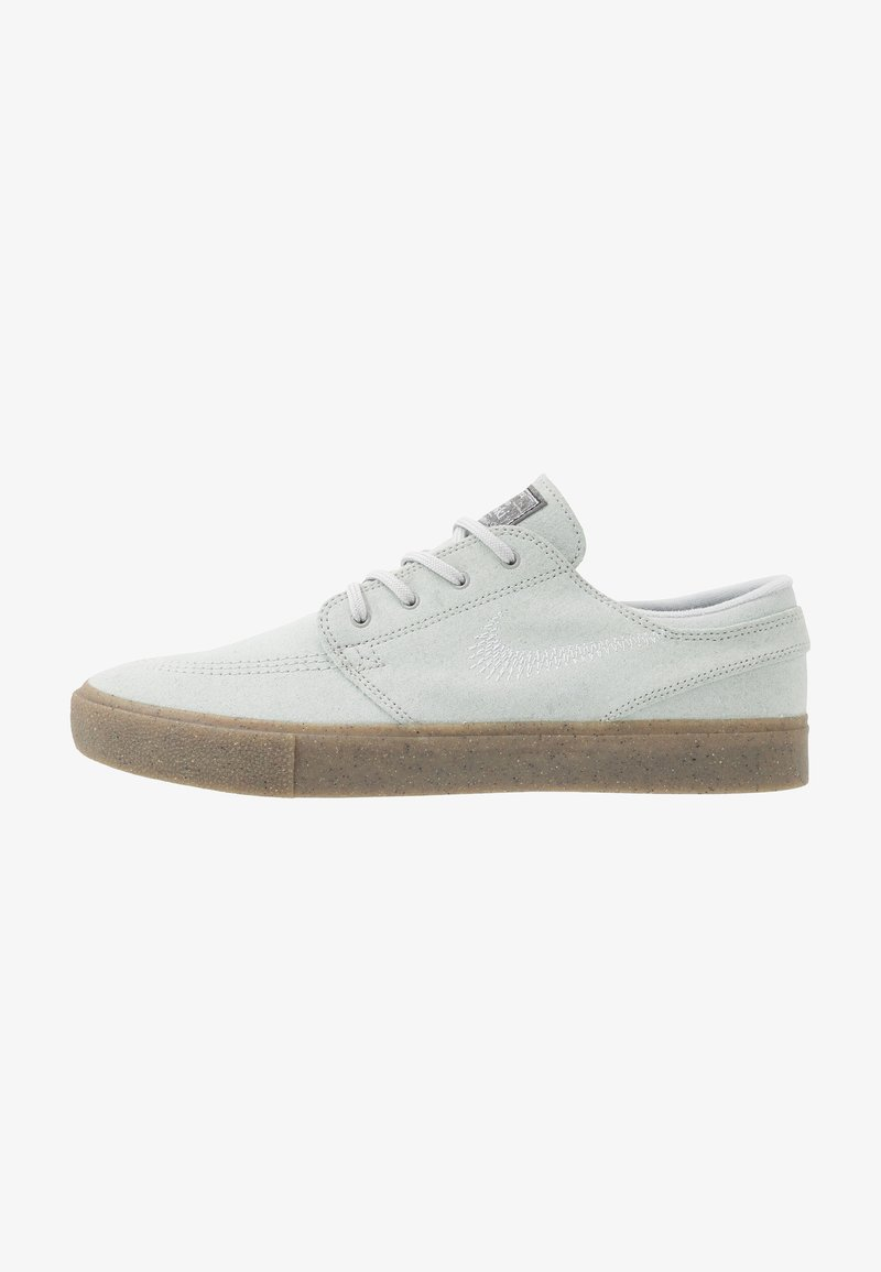 Nike SB - ZOOM JANOSKI - Sneakers laag - pure platinum/light brown