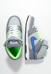 Nike SB - MOGAN MID 2 - Vysoké tenisky - wolf grey/game royal - 1