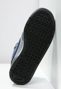 Nike SB - MOGAN MID 2 - Vysoké tenisky - wolf grey/game royal - 4