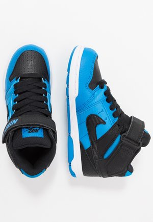 MOGAN MID 2 - High-top trainers - photo blue/black/white