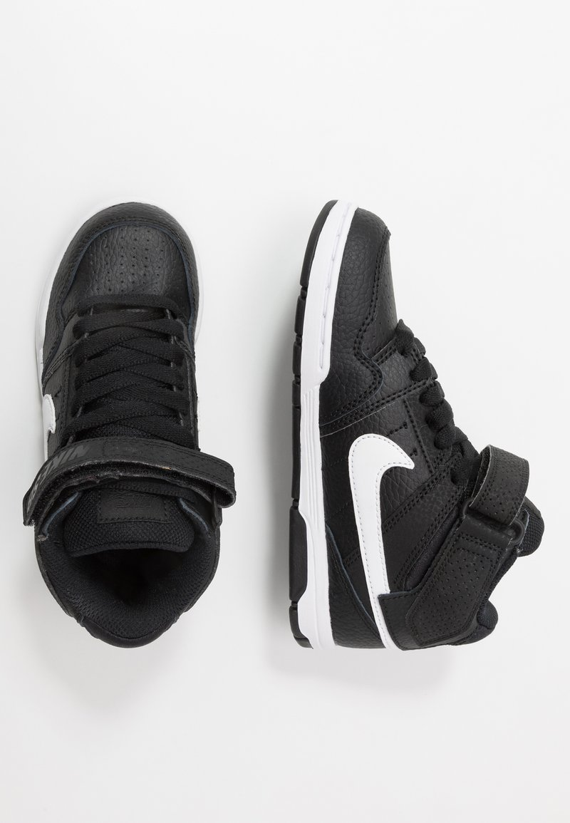 Nike SB - MOGAN MID 2 - Sneakers hoog - black/white