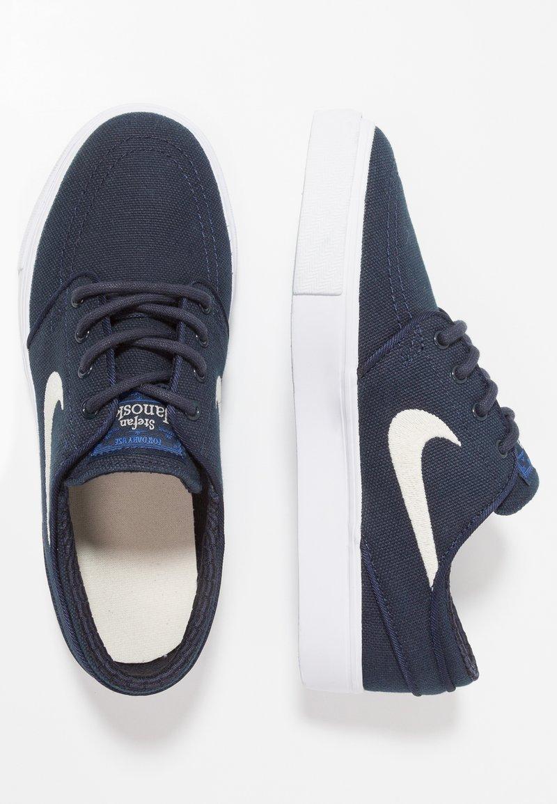 Nike SB - STEFAN JANOSKI - Sneakers laag - obsidian/light cream/white