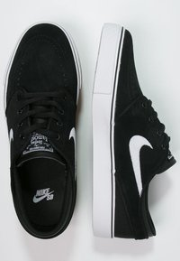 Nike SB - STEFAN JANOSKI - Sneakersy niskie - black/white - 1