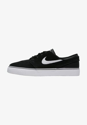 STEFAN JANOSKI - Matalavartiset tennarit - black/white