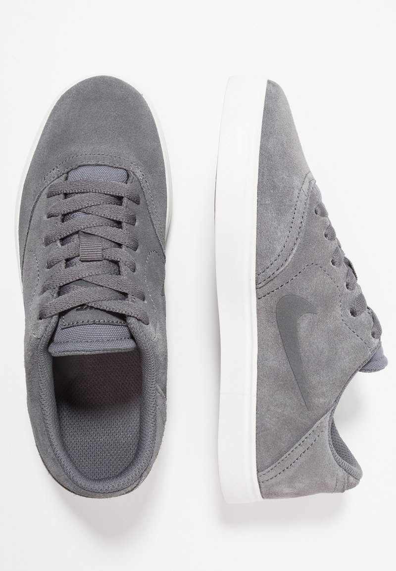 Nike SB - CHECK - Sneaker low - dark grey/black/summit white