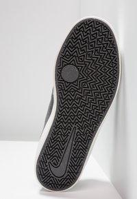 Nike SB - CHECK - Trainers - dark grey/black/summit white - 5