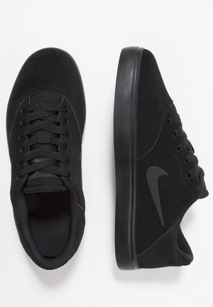 CHECK - Sneakers laag - black/anthracite