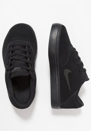 CHECK - Sneakers - black/anthracite
