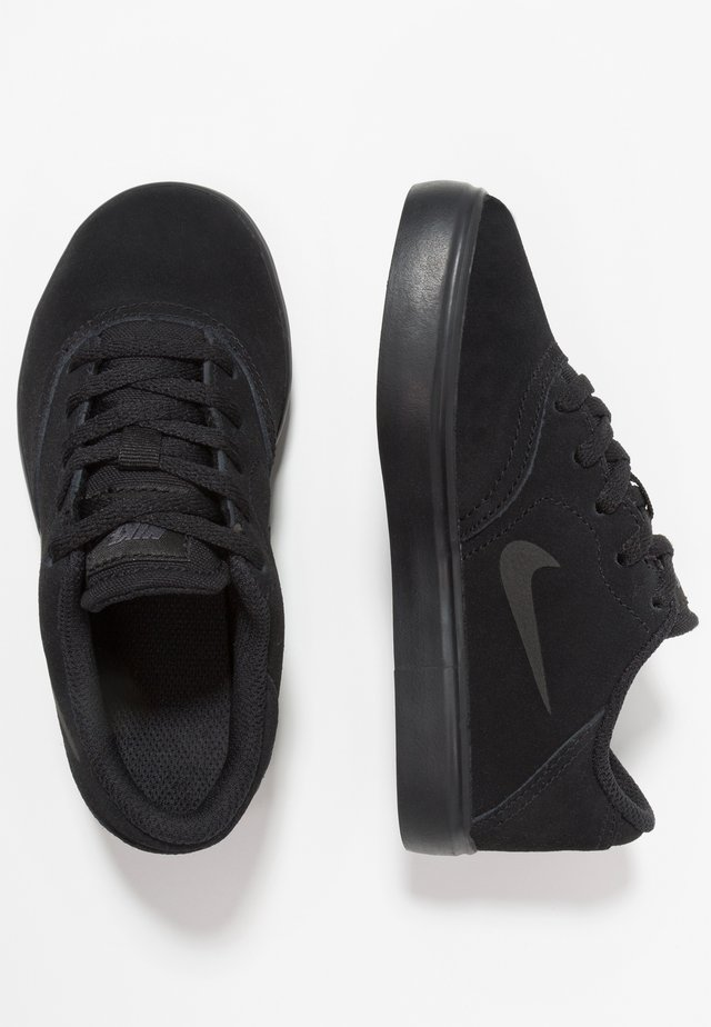 CHECK - Sneaker low - black/anthracite