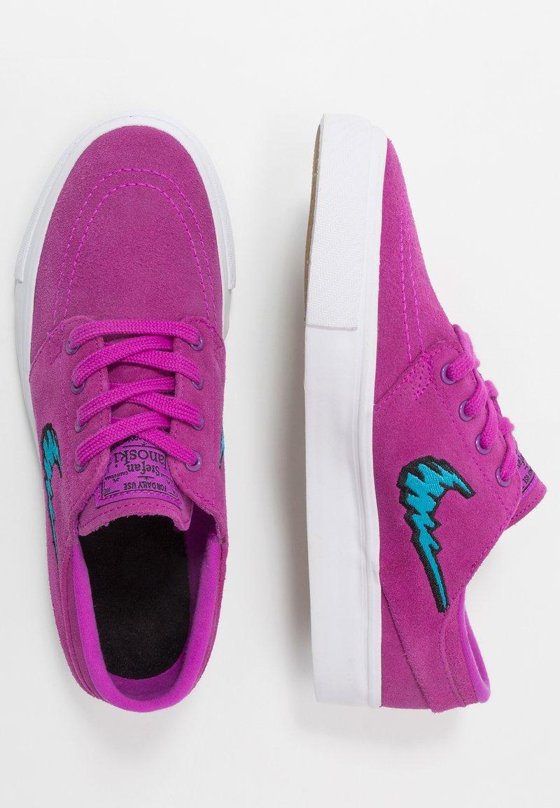 Nike SB - STEFAN JANOSKI  - Sneakers laag - vivid purple/laser blue/light brown/white
