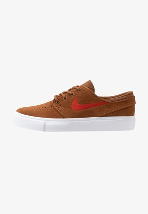 STEFAN JANOSKI - Sneakers basse - light british tan/mystic red/white/light brown