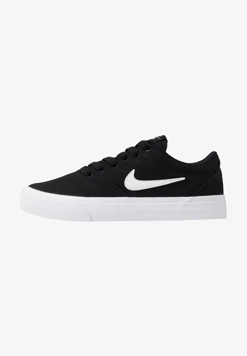 Nike SB - CHARGE - Sneakers laag - black/white