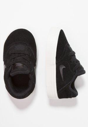 CHECK - Slip-ons - black/anthracite