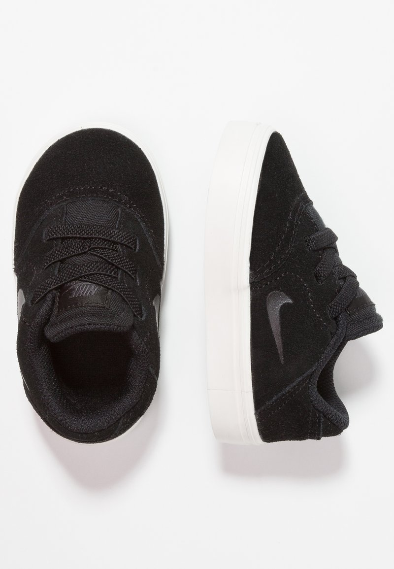 Nike SB - CHECK - Instappers - black/anthracite