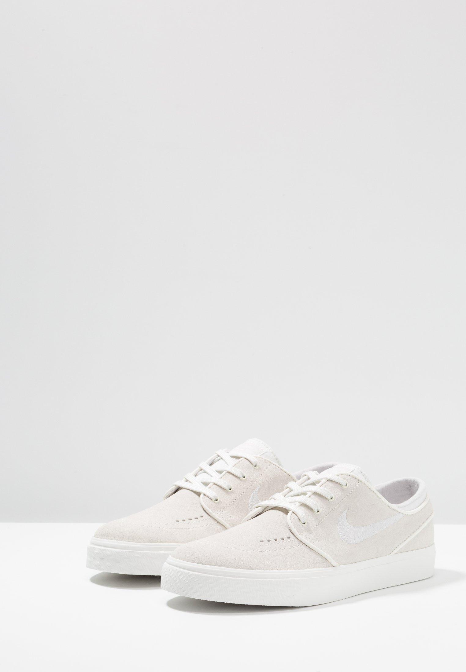 Nike SB ZOOM STEFAN JANOSKI - Zapatillas summit white/vast grey