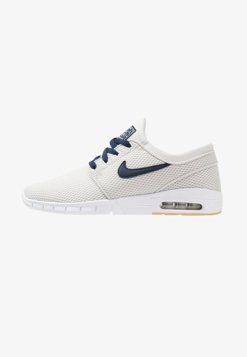 Nike SB - STEFAN JANOSKI MAX - Sneakers - vast grey/obsidian/white/gum yellow