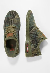 Sbagliato Senso tattile Preparativi  Nike SB STEFAN JANOSKI MAX - Sneakers basse - iguana/black/med olive/gum  light brown/campfire orange - Zalando.it