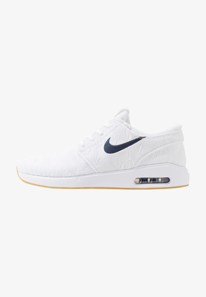Nike SB - JANOSKI MAX - Joggesko - white/obsidian/celestial gold/light brown