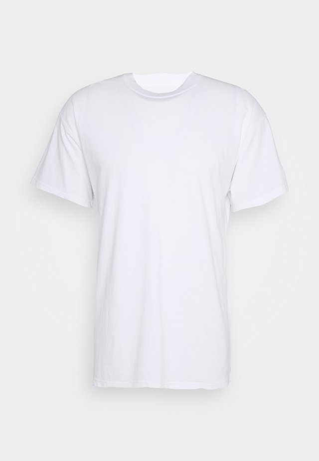 TEE ESSENTIAL - T-shirt basic - white