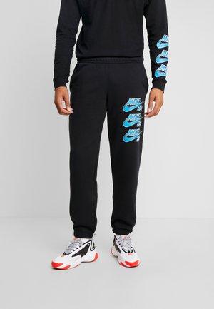 Spodnie treningowe - black/(blue stardust)