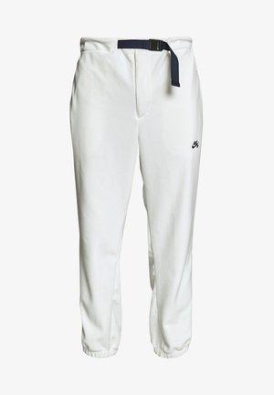 NOVELTY PANT - Pantalon de survêtement - sail