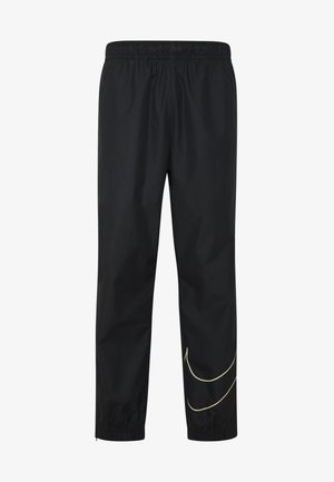 TRACK PANT - Spodnie treningowe - black/fossil